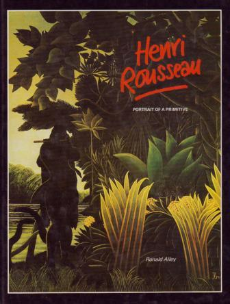 Image for Henri Rousseau: Portrait of a Primitive