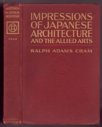 Image for Impressions of Japanese Architecture and the Allied Arts
