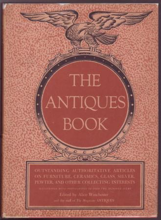 Image for The Antiques Book
