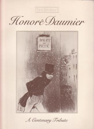 Image for Print Review 11: Honoré Daumier: A Centenary Tribute