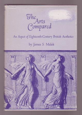 Image for The Arts Compared: An Aspect of 18th Century British Aesthetics