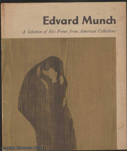 Image for Edvard Munch: a seletion of his prints from American collections