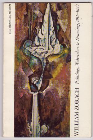 Image for William Zorach: Paintings, Watercolors & Drawings, 1911-1922