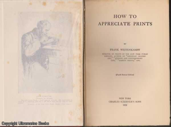 Image for How to Appreciate Prints