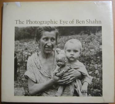 Image for The Photographic Eye of Ben Shahn