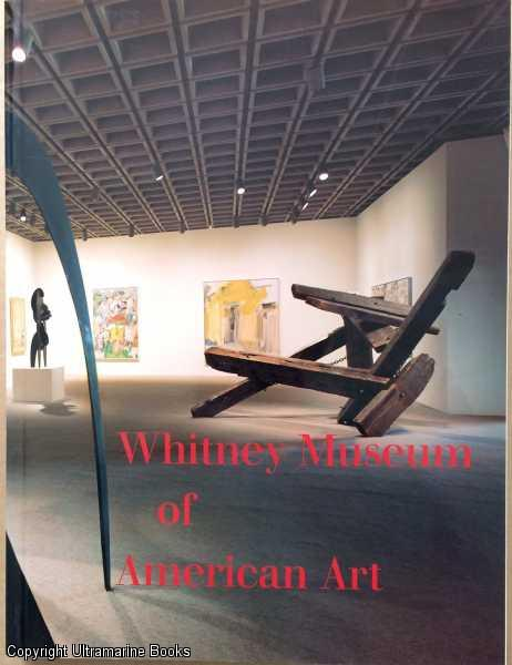 Image for Whitney Museum of American Art - Selections from the Permanent Collection