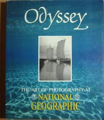 Image for Odyssey: The Art of Photography at National Geographic
