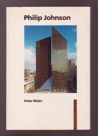 Image for Philip Johnson