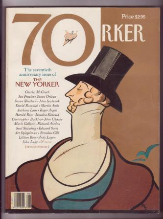 Image for The 70th Anniversary Issue of The New Yorker