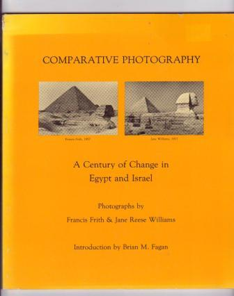Image for Comparative Photography - A Century of Change in Egypt and Israel
