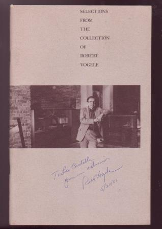 Image for Selections from the Collection of Robert Vogele