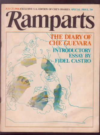 Image for Ramparts / July 27, 1968/ The Diary of Che Guevara