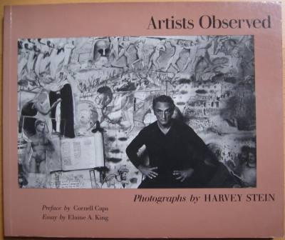 Image for Artists Observed