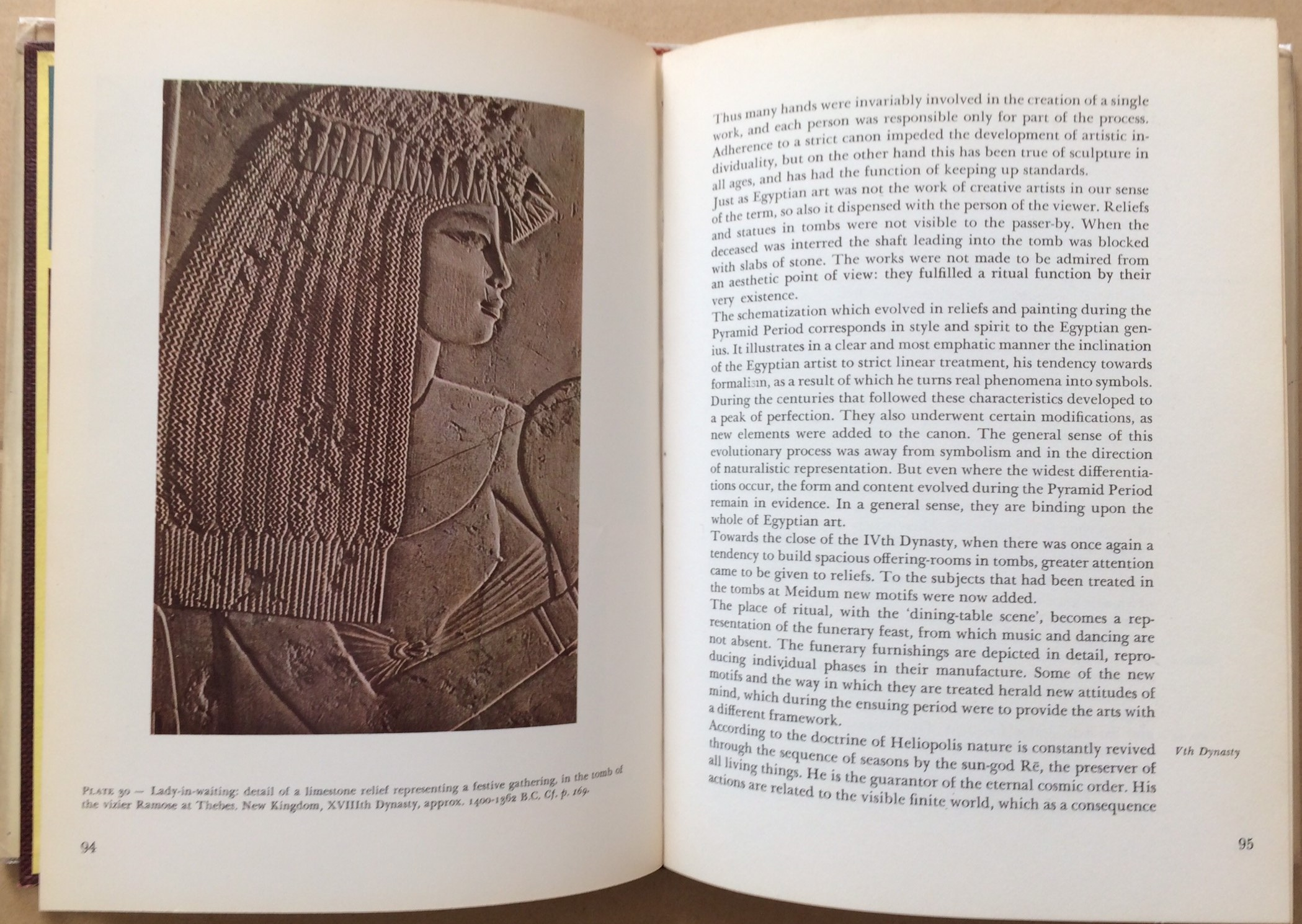 Image for The Art of Egypt - The Time of the Pharaohs