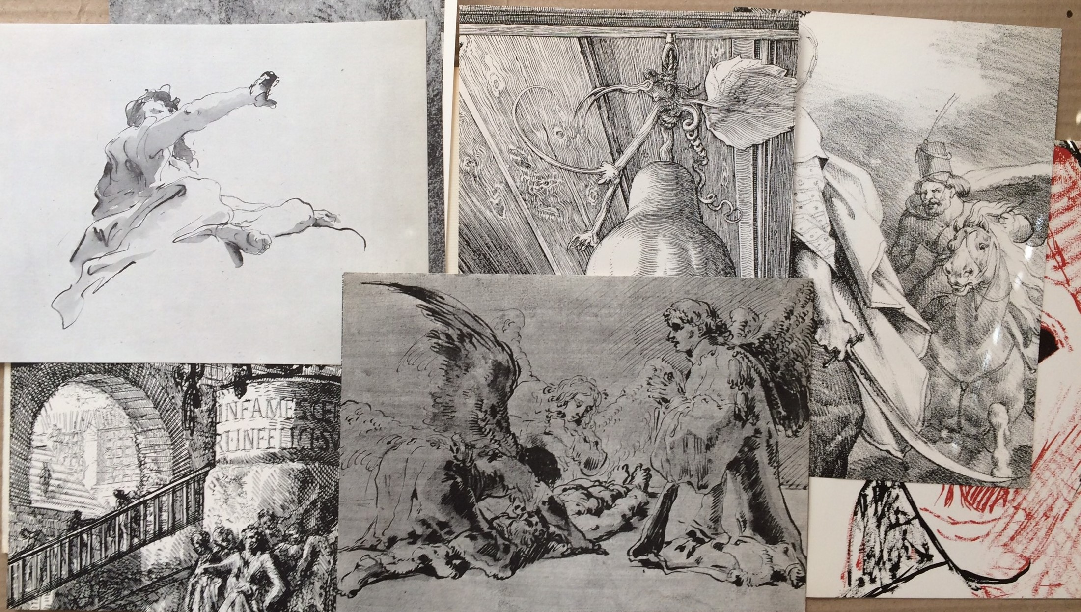 Image for Prints and Drawings from the Yale Collections