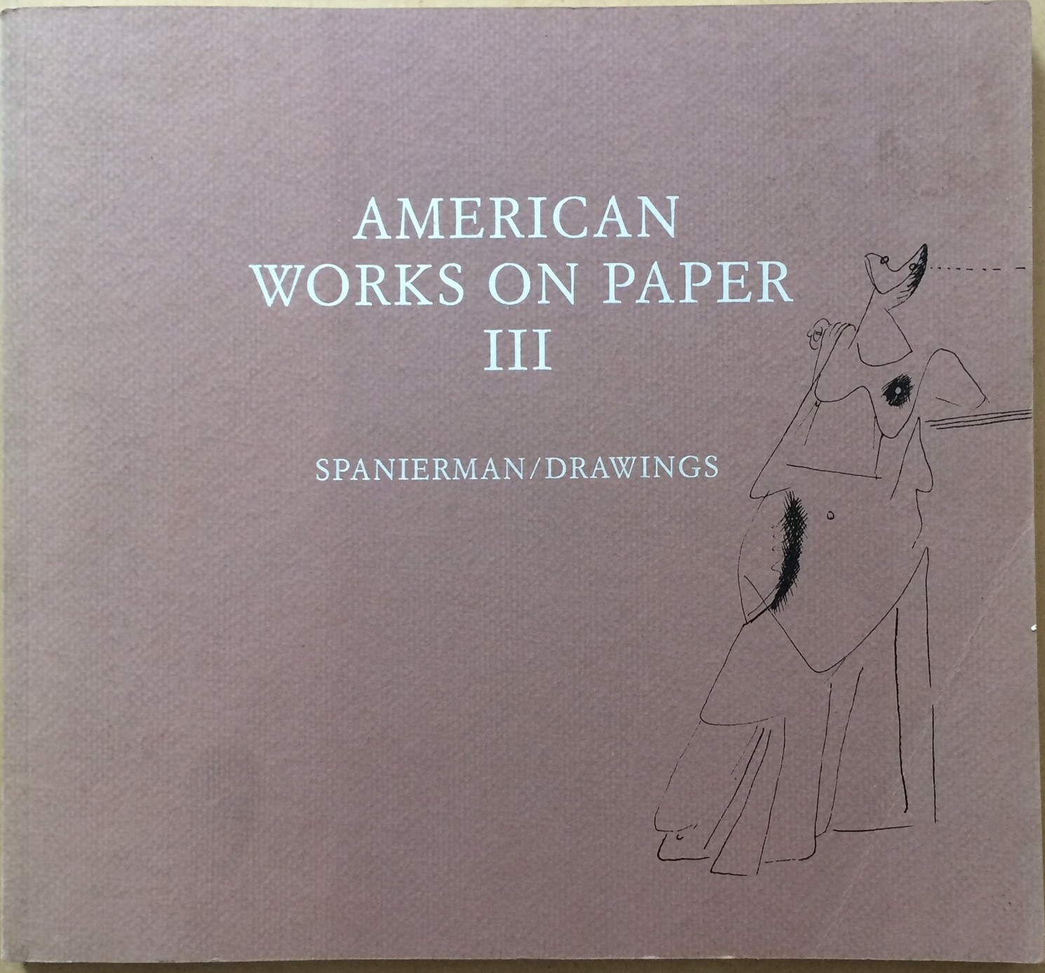 Image for American Works on Paper III / Winter 1989