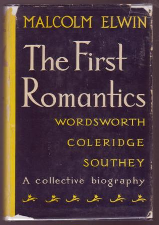 Image for The First Romantics