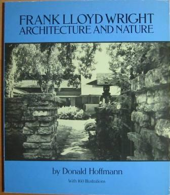 Image for Frank Lloyd Wright: Architecture and Nature