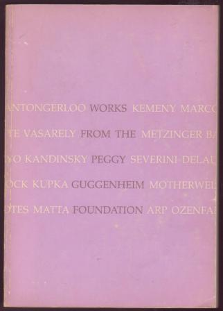Image for Works from the Peggy Guggenheim Foundation