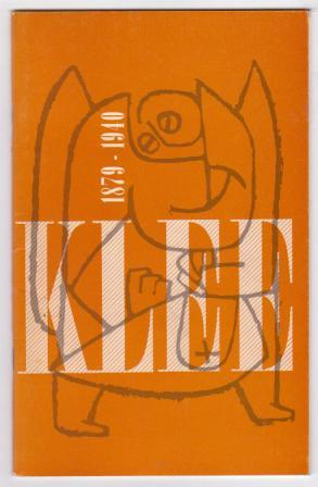 Image for Paul Klee Exhibition at the Guggenheim Museum -- A Post Scriptum