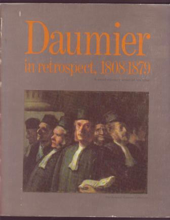 Image for Daumier: in retrospect. 1808-1879