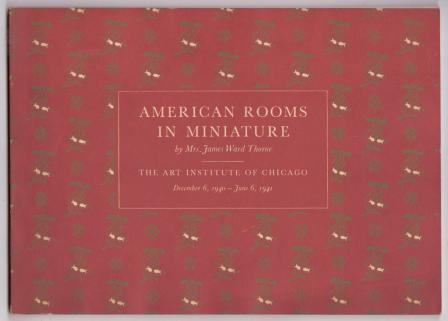 Image for American Rooms in Miniature