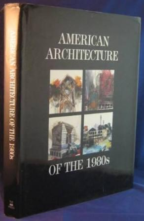 Image for American Architecture of the 1980s
