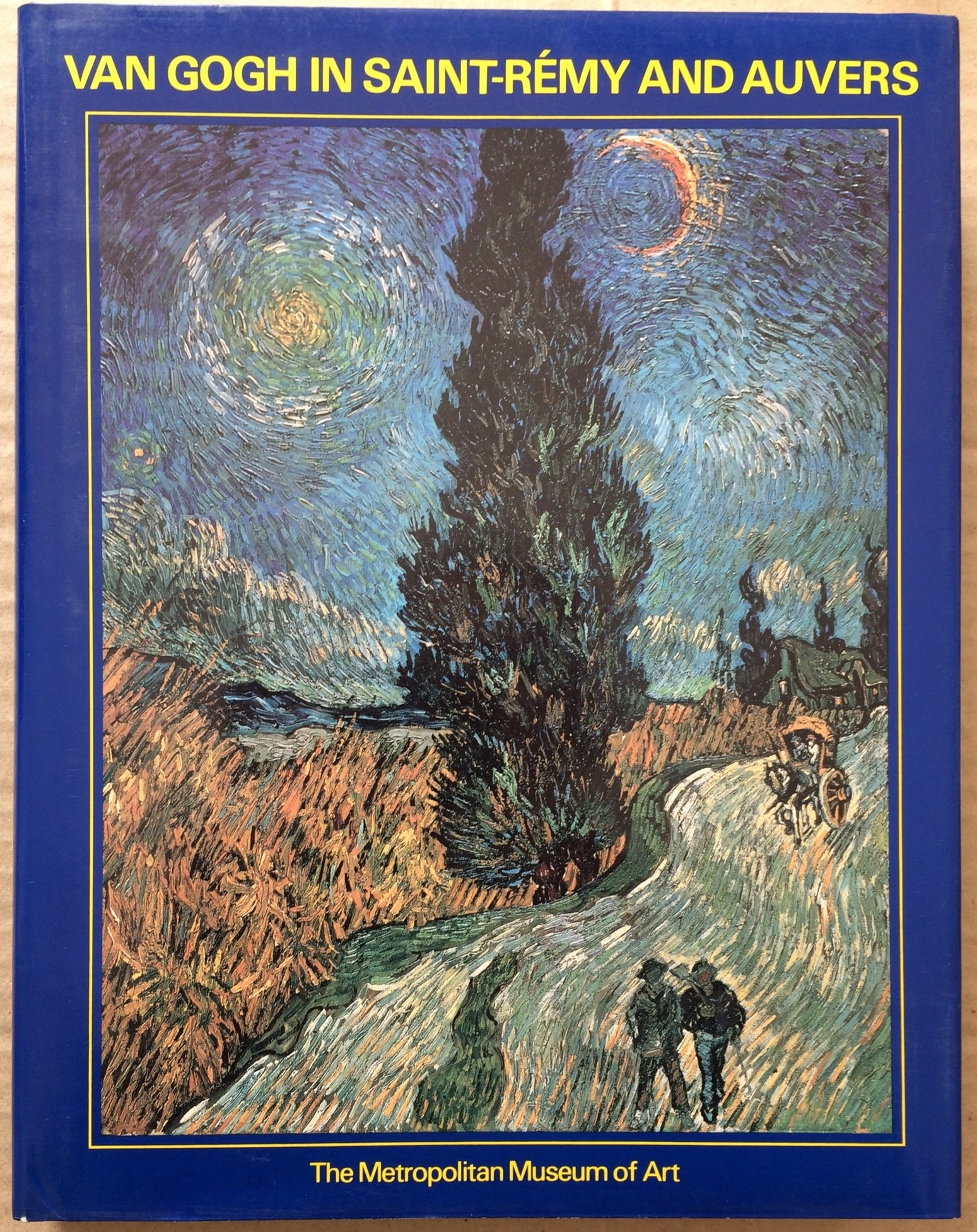 Image for Van Gogh in Saint-Remy and Auvers