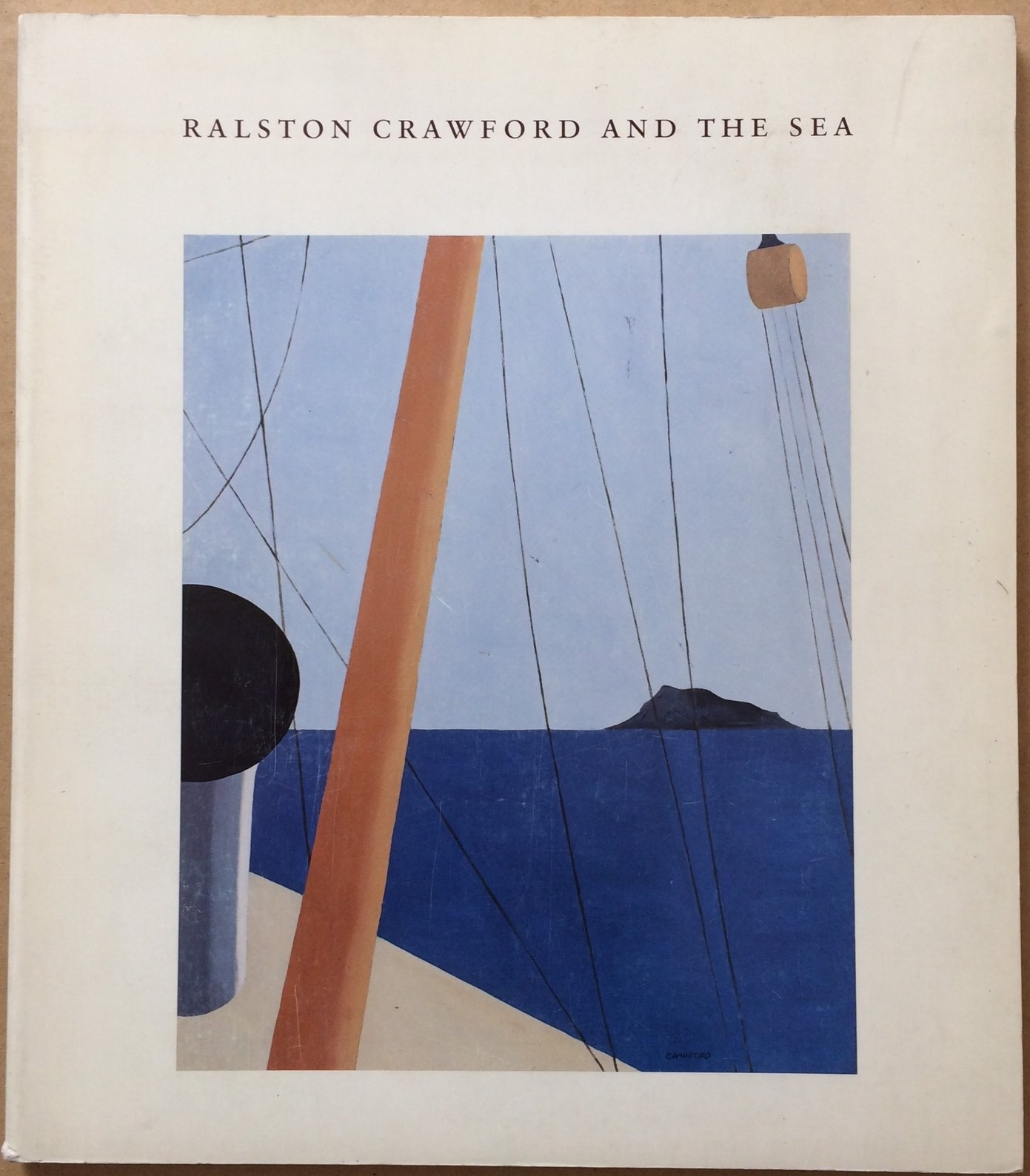 Image for Ralston Crawford and the Sea