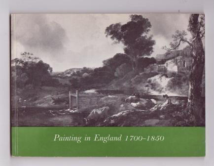 Image for Painting in England 1700-1850 from the Collection of Mr. and Mrs. Paul Mellon