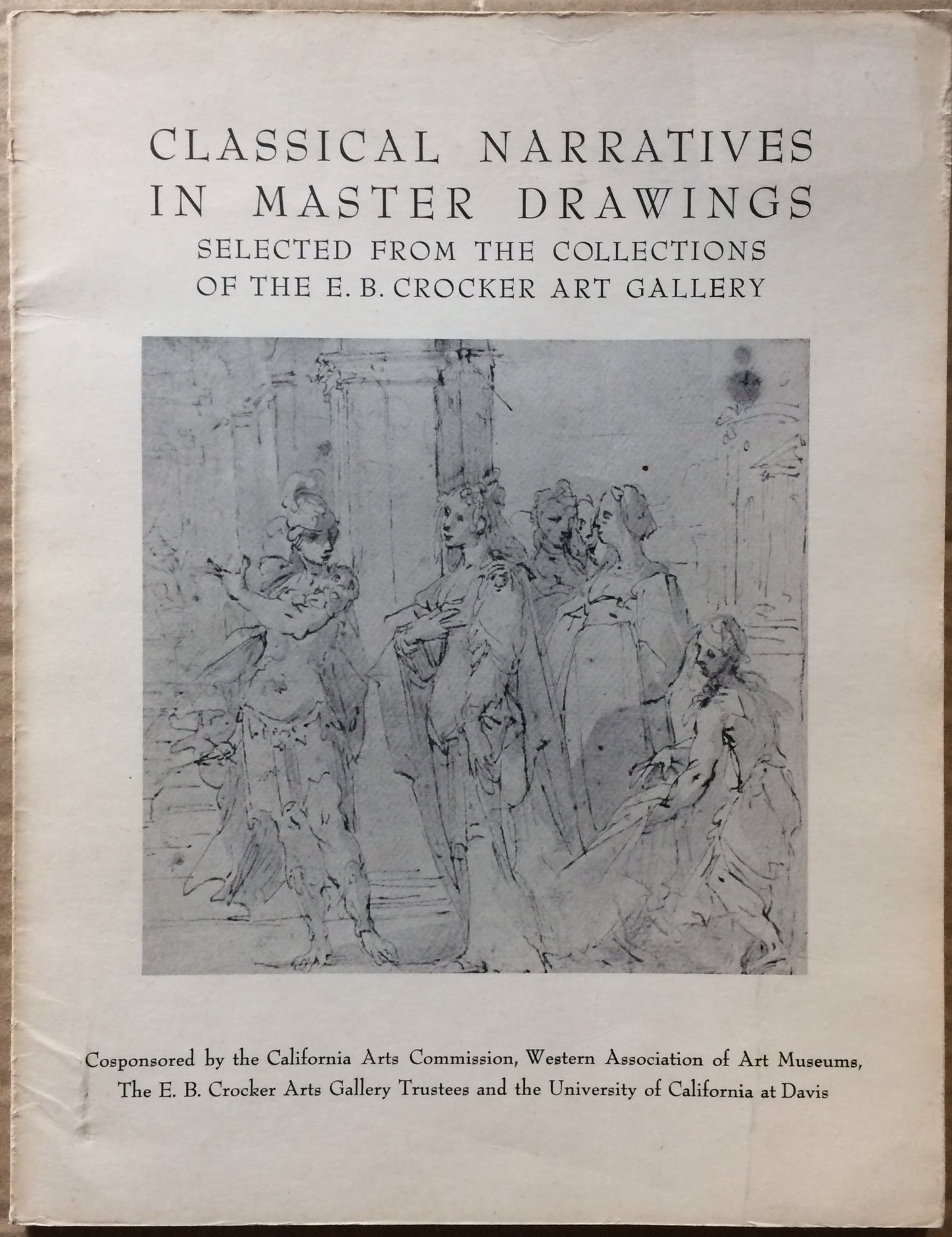 Image for Classical Narratives in Master Drawings