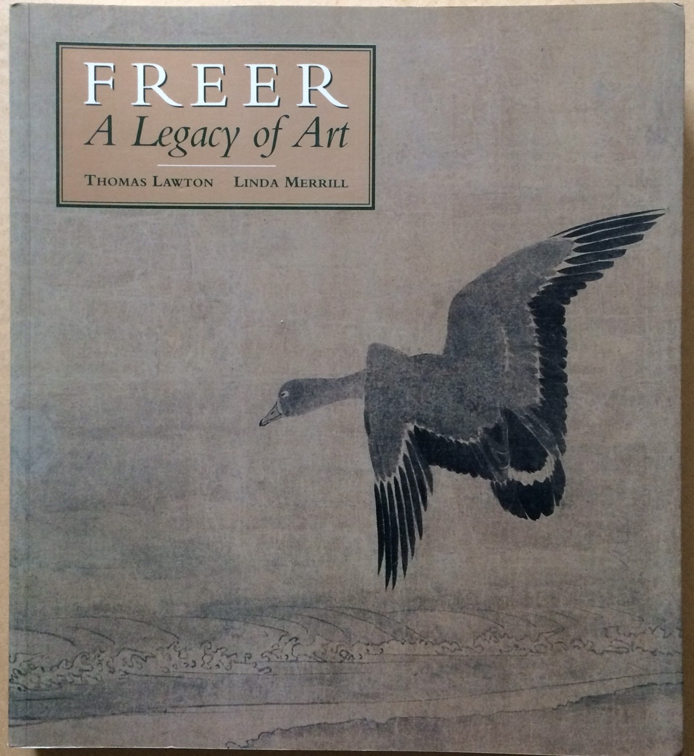 Image for Freer: A Legacy of Art