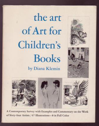 Image for The Art of Art for Children's Books: A Contemporary Survey