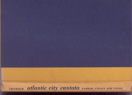 Image for atlantic city cantata