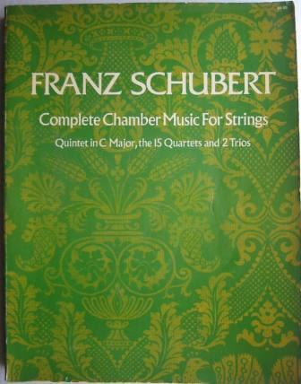 Image for Franz Schubert: Complete Chamber Music for Strings