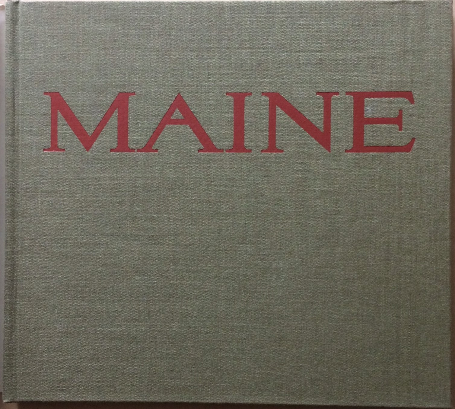 Image for Maine