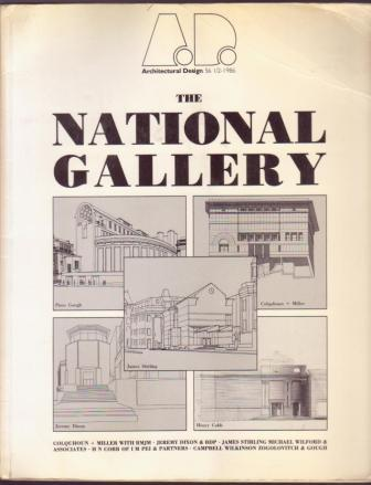 Image for Architectural Design Profile 63: The National Gallery