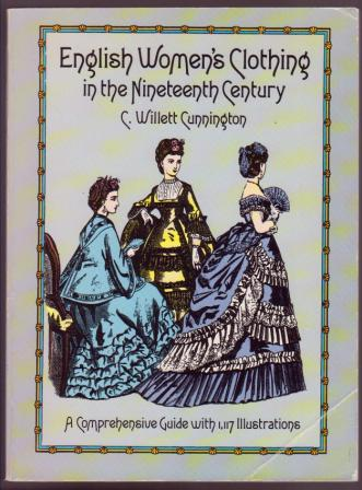 Image for English Women's Clothing in the Nineteenth Century