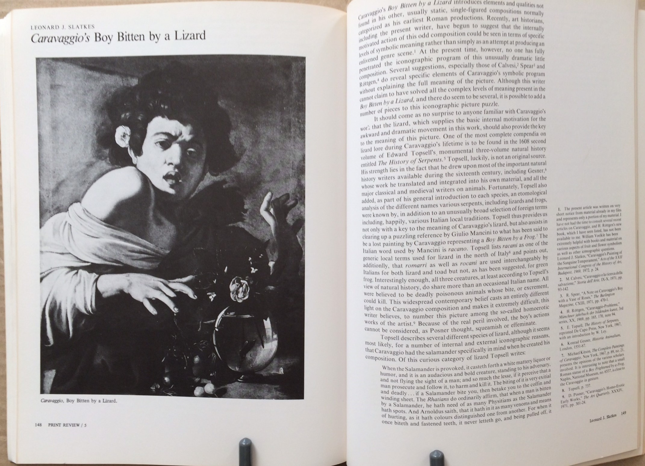 Image for Print Review Number Five: Tribute to Wolfgang Stechow (Print Review 5)