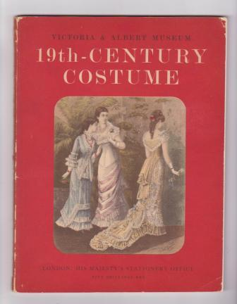 Image for Costume Illustration: The Nineteenth Century
