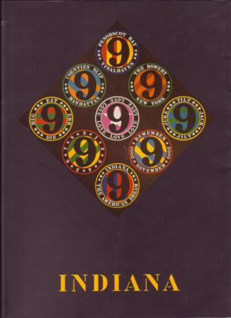 Image for Robert Indiana: Recent Paintings