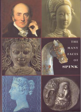 Image for The Many Faces of Spink