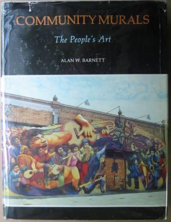 Image for Community Murals: The People's Art