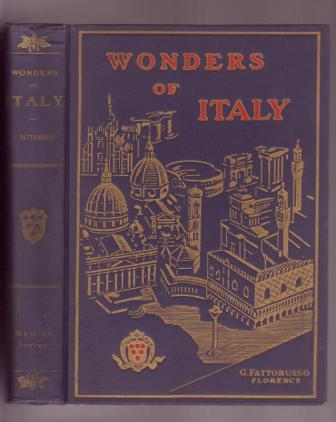 Image for Wonders of Italy