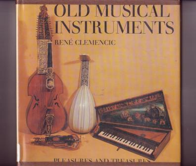 Image for Old Musical Instruments