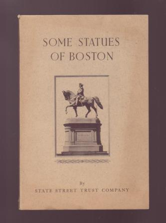 Image for Some Statues of Boston