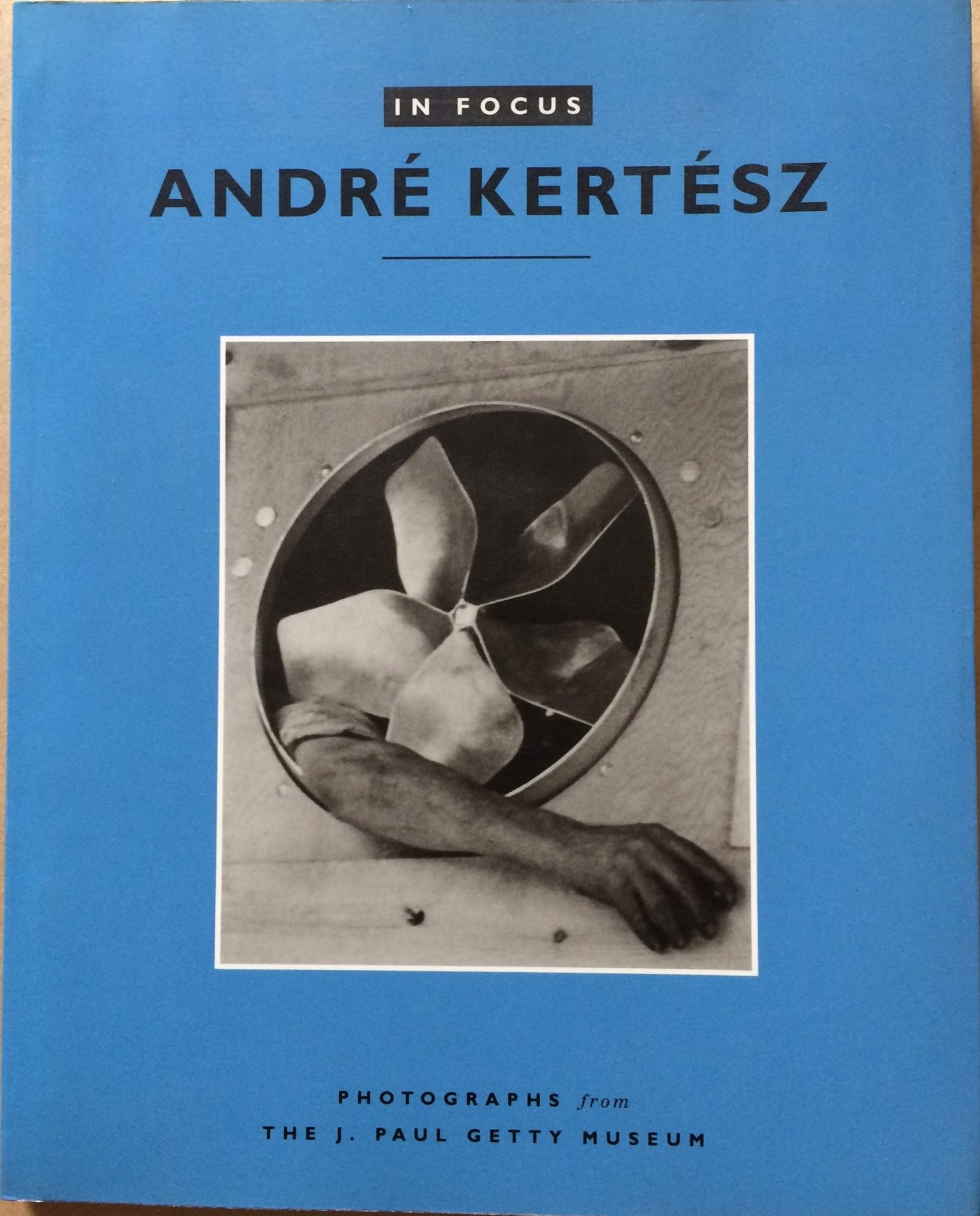 Image for In Focus: Andre Kertesz-Photographs from The J. Paul Getty Museum