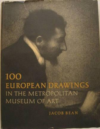 Image for 100 European Drawings in The Metropolitan Museum of Art