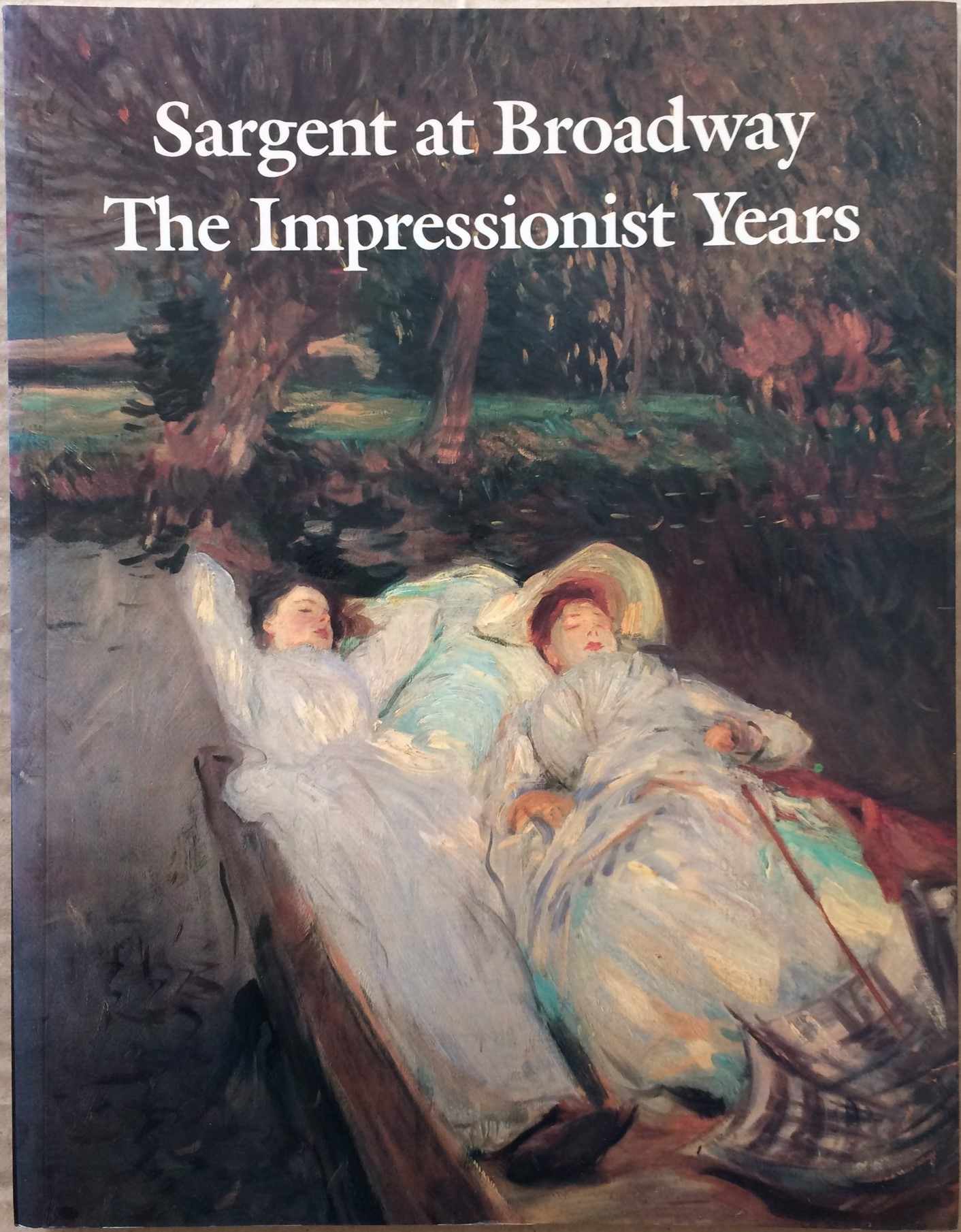 Image for Sargent at Broadway - The Impressionist Years