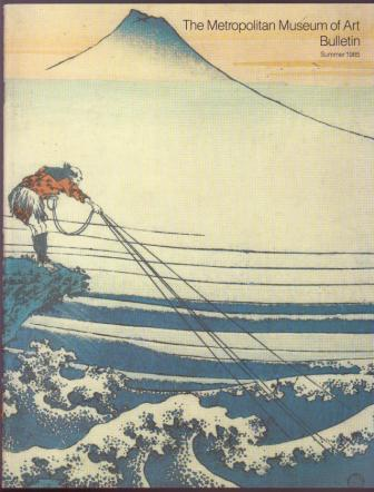 Image for Hokusai / The Metropolitan Museum of Art Bulletin